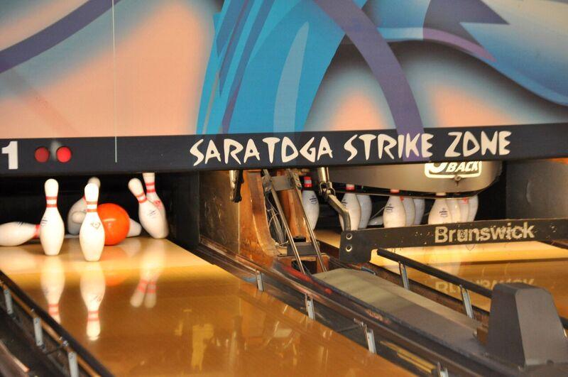 Saratoga Strike Zone > Home